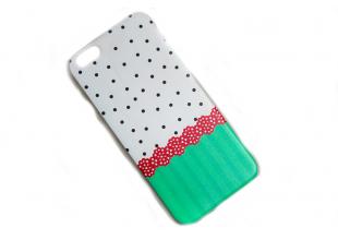 Чехол на заднюю панель Пластиковый  Apple Iphone 6/6s