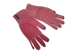Перчатки для сенсорного экрана Decathlon (разные размеры) розовые