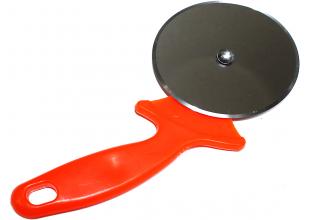 Нож-ролик для пиццы средний 19см/8см