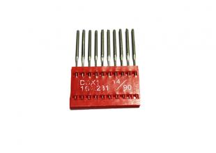Иголки для промышленных швейных машин TNC 14/90 (10 иголок)