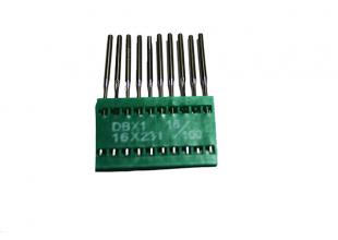Иголки для промышленных швейных машин TNC 16/100 (10 иголок)