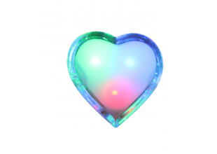 Ночник (Сердечко) 7W