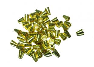 Пистончики/фиксаторы для шнурков (20шт/1.5х1.1мм)