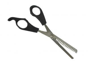 Ножницы парикмахерские (филировочные) 14.5см