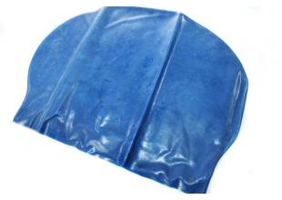 Шапочка для плавания (резиновая)