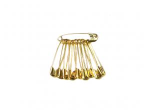Булавки золотые мал. (упаковка 2000шт/2см)