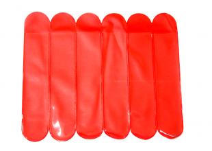 Чехол/футляр для фасовки/хранения пилочек/пинцетов (15см)