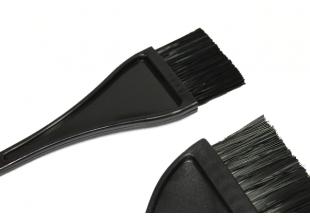 Кисточка для покраски волос 20 см (узкая)
