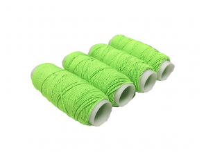 Нитки резиновые (Салатовые) 1шт/0.9мм/25м