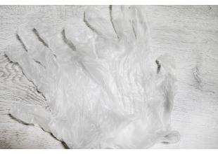 Перчатки силиконовые (виниловые) 100шт.