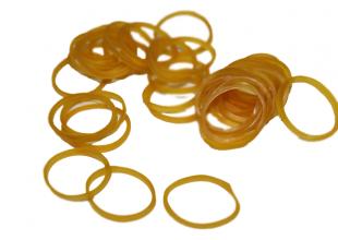 Резинки для денег силиконовые (50гр./Ø3см)