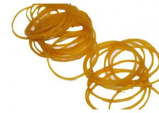 Резинки для денег силиконовые (50гр./Ø4.5см)