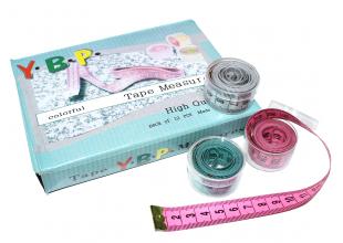 Сантиметр портняжный 12 шт. в пластиковой коробке 150см