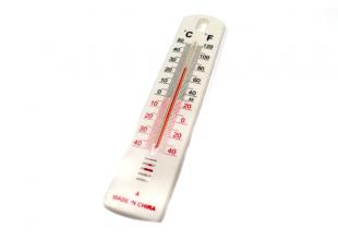 Термометр комнатный 19х4см