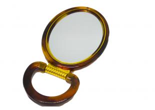 Зеркало двустороннее №5(12.5 х 8.5 см)