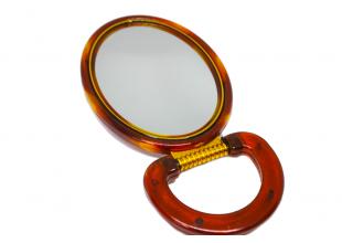 Зеркало двустороннее №6 (15 х 10.5 см)