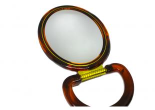 Зеркало двустороннее №8 (17 х 12 см)
