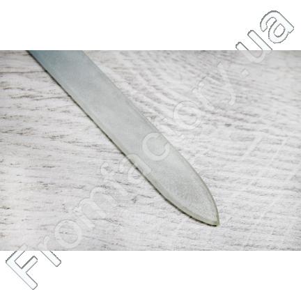 Пилочка стеклянная  заостренная 14см