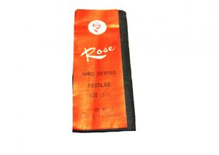 Иголки (Роза) № 3.5 (25 игл) для ручного шитья