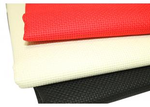Канва вышивальная (разные цвета, 30х40, каунт 11)