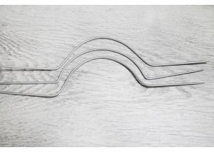 Переходник для вязания (21см)