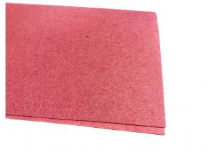 Фетр 1.5мм (30х30см/Розовый)