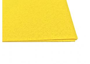 Фетр 1.5мм (30х30см/Желтый)