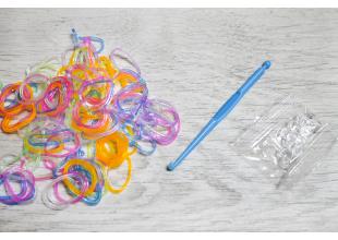 Плетение Резинками