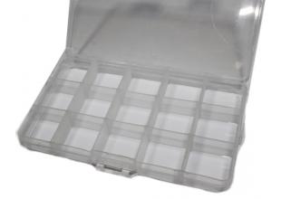 Ячейка для бисера (15 отделений)