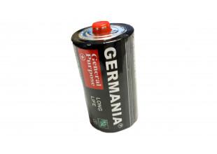 "Батарейка ""Germania"" (R20 D 1.5V)"