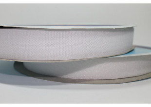 Липучка (ширина 2.5см/белая) 25м