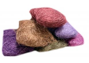Сизаль/сизалевые волокна 25 грамм