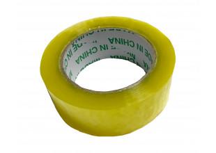 Скотч желтый 4см/100м