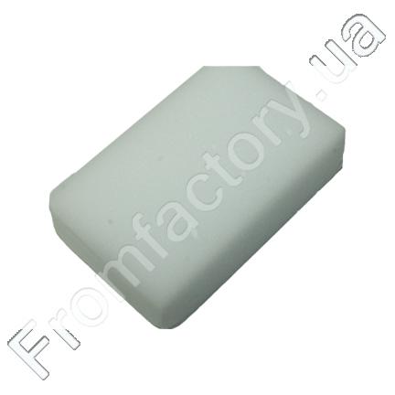 Губка меламиновая 110х70х30мм/13 кг/м3 (FromFactory)