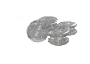 Шпулька пластмассовая (Ø2см)