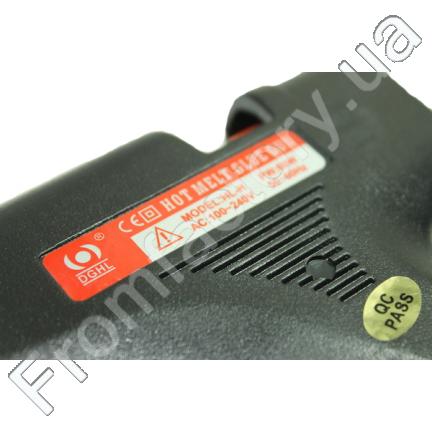 Пистолет клеевой 11мм (PW-60W)