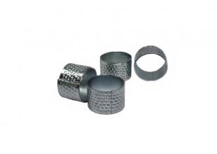 Наперсток металлический кольцо серебряное  (Ø 1.7см)