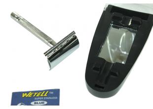 Станок для бритья №948 Wetell (железный)