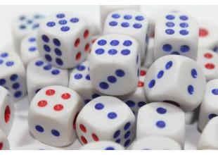 Зарик (игральный кубик) 12х12мм