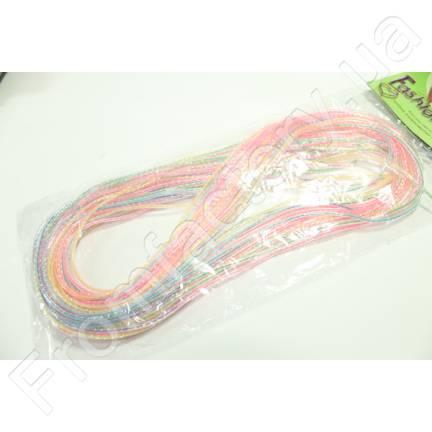 Леска резиновая  для плетения (20 шт) №8  (прозрачная)