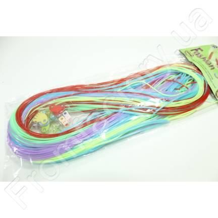 Леска резиновая для плетения (50 шт) №2