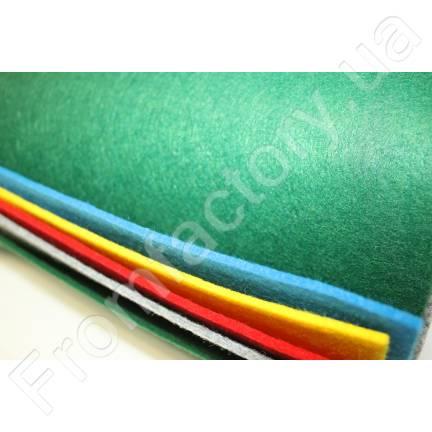 Фетр 2мм (разные цвета) 50х40см