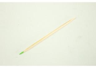 Зубочистки деревянные односторонние мятные в коробке и индивид. упаковке (950шт.)