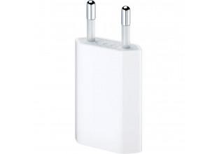 Адаптер питания USB мощностью 5 Вт/1А (разные цвета)