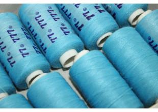 Нитки (777) Голубые (упаковка 10 шт.)